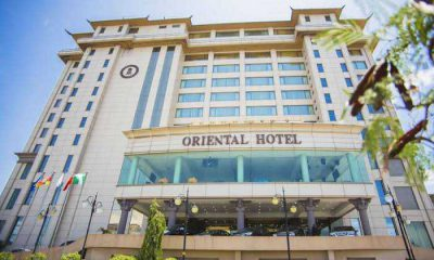 Oriental Hotel breaks silence after attack on facilities