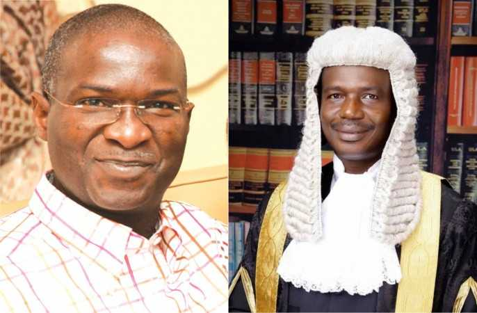 Nigerian Lawyer, Adegboruwa reacts to Fashola's 'discovery' of camera at Lekki tollgate