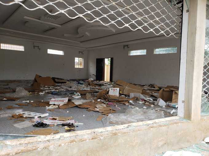 Hoodlums loot electronic store in Osogbo