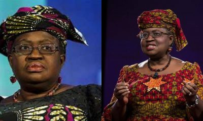 Ngozi Okonjo-Iweala reacts as US rejects her appointment DG of WTO