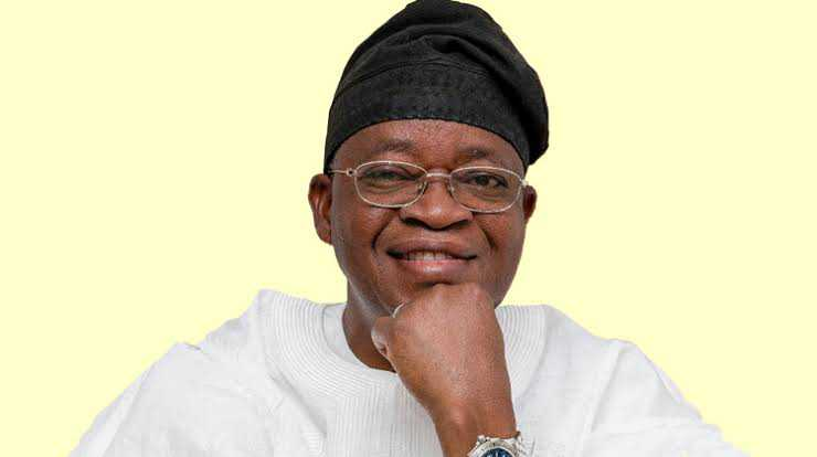 Governor Oyetola issues ultimatum for looters to return stilen items