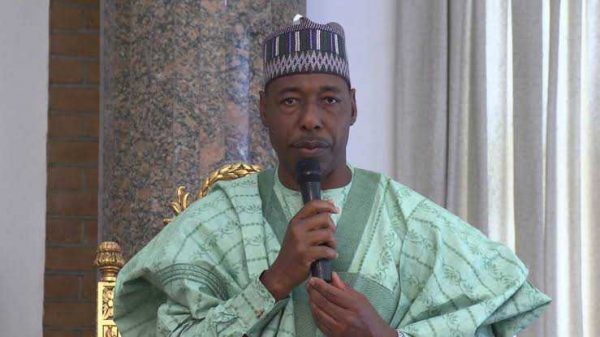 Insurgency: Why I Commend, Criticise Security Forces, Says Zulum