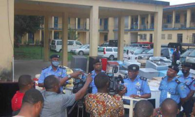 Police arrest 10 suspects in Akwa Ibom