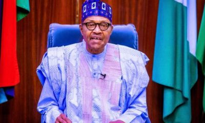 President Muhammadu Buhari's speech – Full text