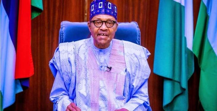 BREAKING: Buhari Meets APC Caretaker Committee