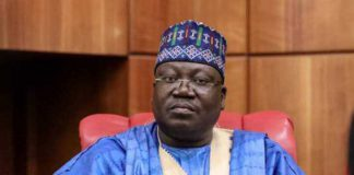 Lawan Leads FG's Delegation On Condolence Visit To Borno