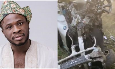 Comedian Craze Clown Goes Emotional After Surviving Accident (Video)
