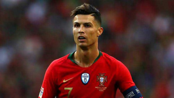 Ronaldo Completes Man Utd Medical