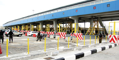 CCTV At Lekki Toll Gate Was Not Removed -Lekki Concession Company Says