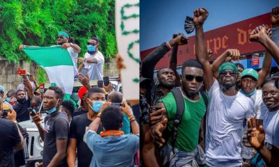 Rudeboy set to lead #EndSARS protest at Lekki Toll gate today