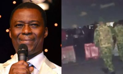 MFM Pastor Speaks On Shooting Of Peaceful Protesters
