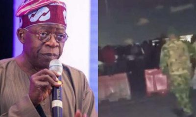 Lekki Toll Gate Future Proceeds Should Go To Victims Of Police Brutality: Tinubu