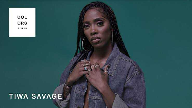 Tiwa Savage replies a troll who said her song 'Koroba' encourages prostitution