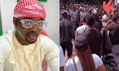 Pasuma Says He Was Not Chased Out Of #EndSARS Protest In Lagos (Video)