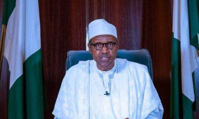 Use any lawful means to bring back law and order – Buhari tells law enforcement agents