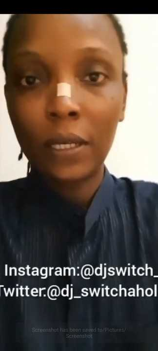 'We counted 15 dead bodies' – DJ Switch breaks her silence on Lekki shooting (video)