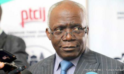 Soldiers were ordered to shoot protesters – Femi Falana (Video)