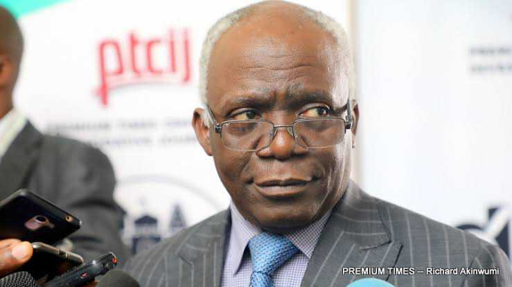 Lawyer Files Criminal Complaint At ICC Against Falana