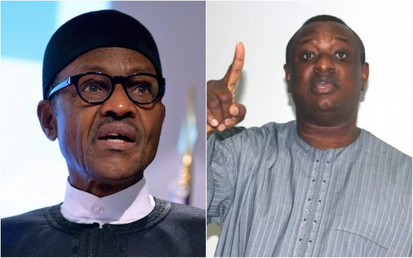 Keyamo: Those Who Were Silent When Their Region Burnt Shouldn't Attack Buhari For Taking Action