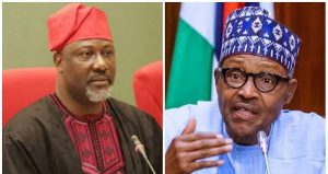 Dino Melaye Warns Buhari Against Threatening #EndSARS Protesters