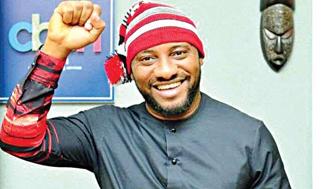 Yul Edochie calls for Buhari's resignation
