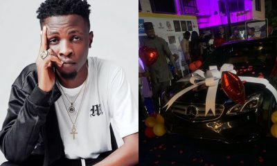 'I Now Have A Benzo' - BBNaija's Laycon Pens Appreciation Message To His Fans