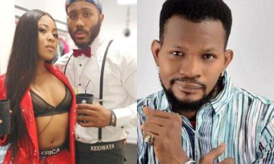 'Erica Made You Famous' - Uche Maduagwu Chides Kiddwaya Over Breakup Rumors