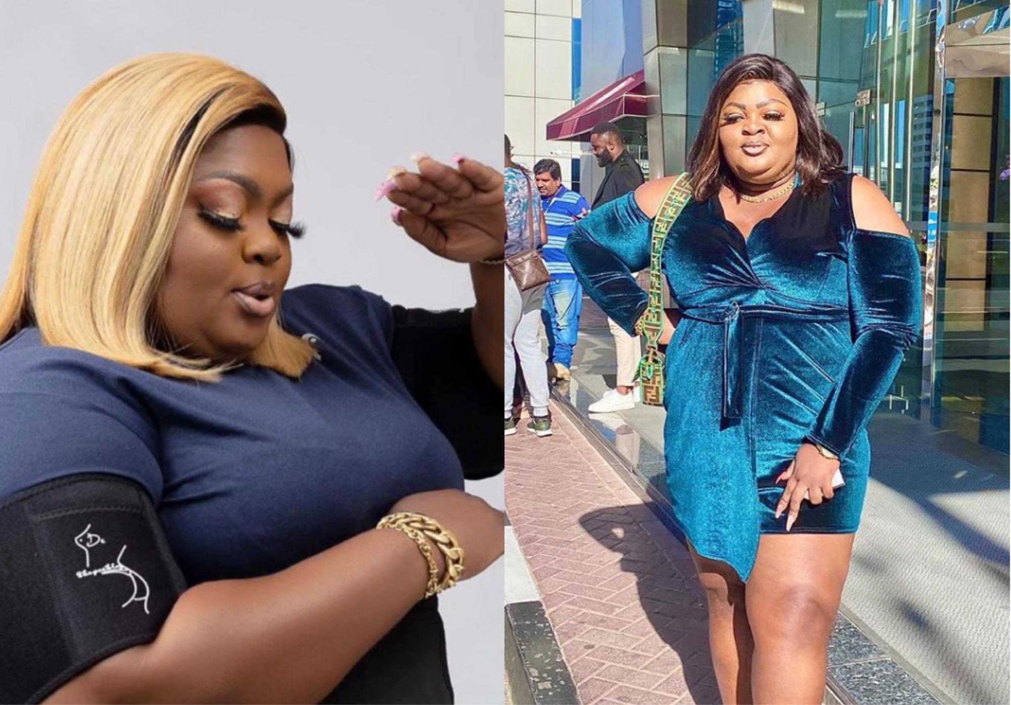 Actress Eniola Badmus, Fan Clash Over 'Photoshopped Instagram Images'