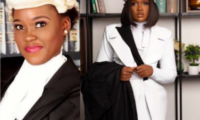 """Know Who You're Coming For"" - BBNaija's Cee-C Debunks Rumor That She Didn't Pass Her Bar Exams"
