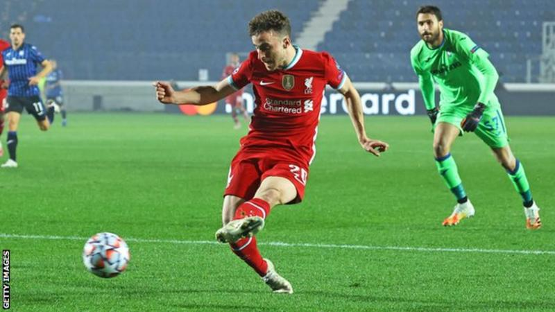 Atalanta 0-5 Liverpool: Diogo Jota Scores A Hat-trick