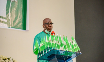 Obaseki Hails Supreme Court Verdict Affirming Diri's Election