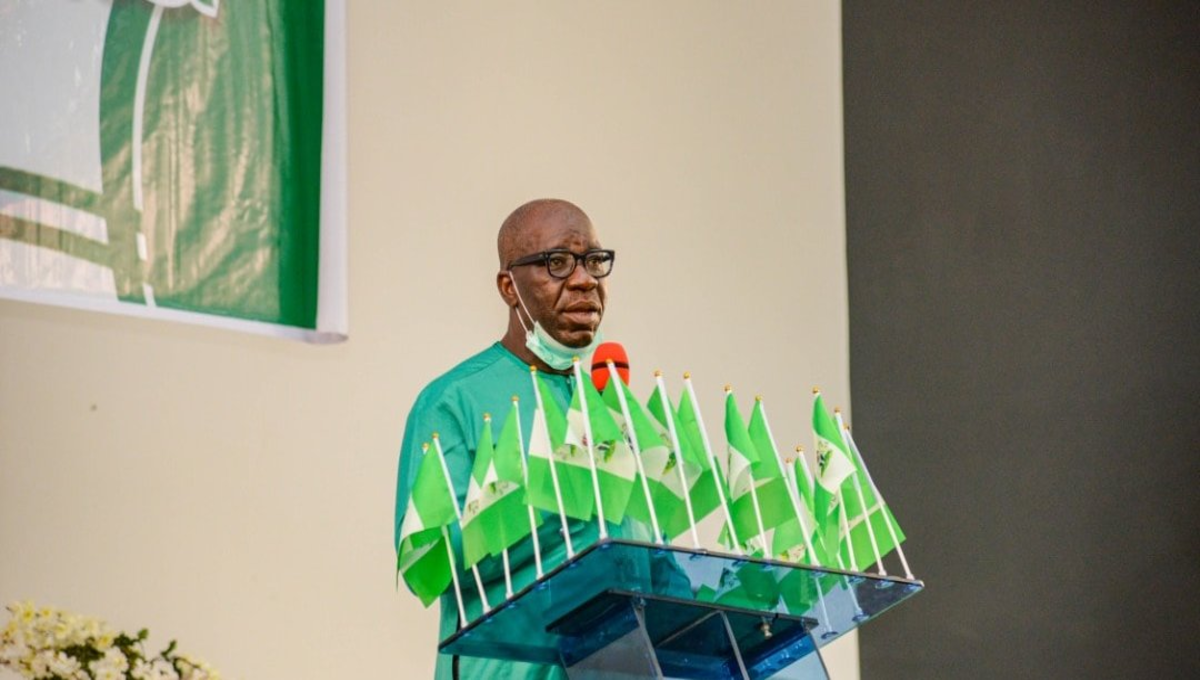 Obaseki: Let's Keep Nigeria One