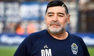 Diego Maradona: Surgery On Brain Blood Clot Successful Says Doctor