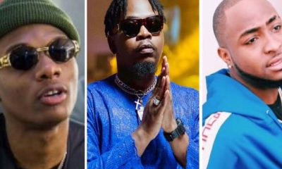 Olamide Reacts After A Fan Begs Him To Get Wizkid And Davido To Collaborate On A Song