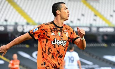 Ronaldo Scores A Brace On His Return To Action After Contracting Covid-19
