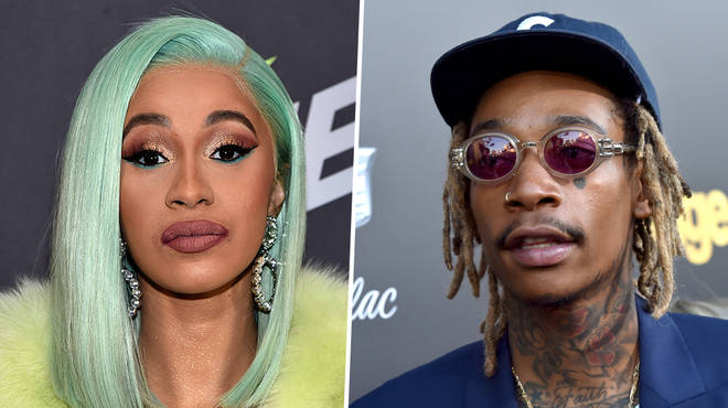 'They Only Support You When You At The Bottom', Cardi B Drags Wiz Khalifa