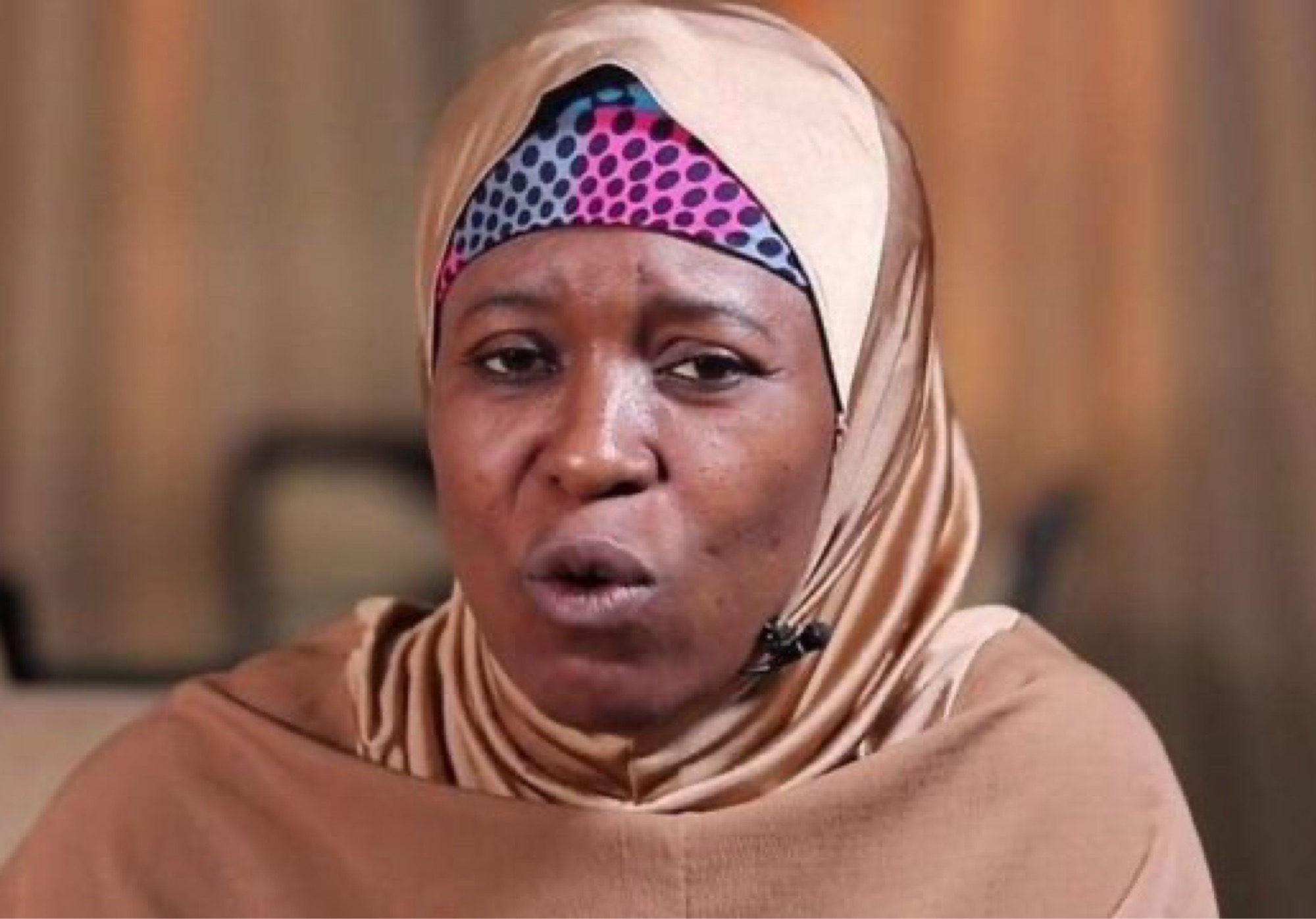 """What Colour Of Aso Ebi Are We Sewing?"" - Aisha Yesufu Asks Other #EndSARS Protesters Dragged To Court"