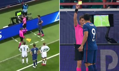 How Suarez Was Punished For Peeping Into VAR Monitor During UCL Game