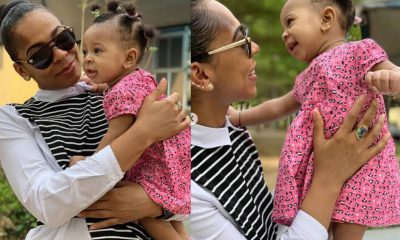 BBNaija's TBoss Celebrates Her Daughter's Conception Day