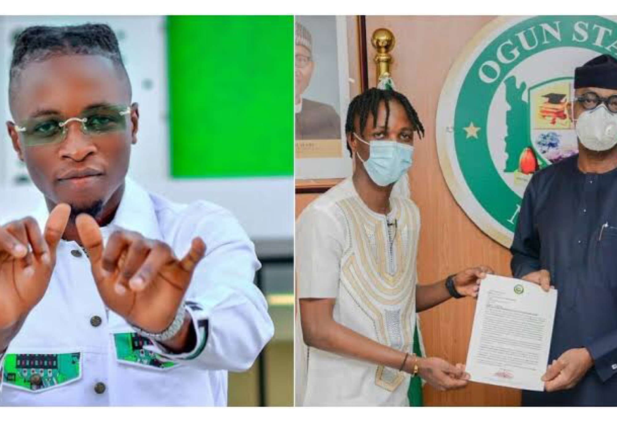 'Why The Youth Must Strive To Make An Impact In Our Nation' - BBNaija's Laycon