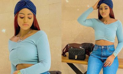 Regina Daniels Apologizes As She Releases Sizzling Photos On Instagram