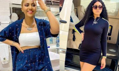 Regina Daniels Shows Off Her Post-Baby Body 5 Months After Giving Birth