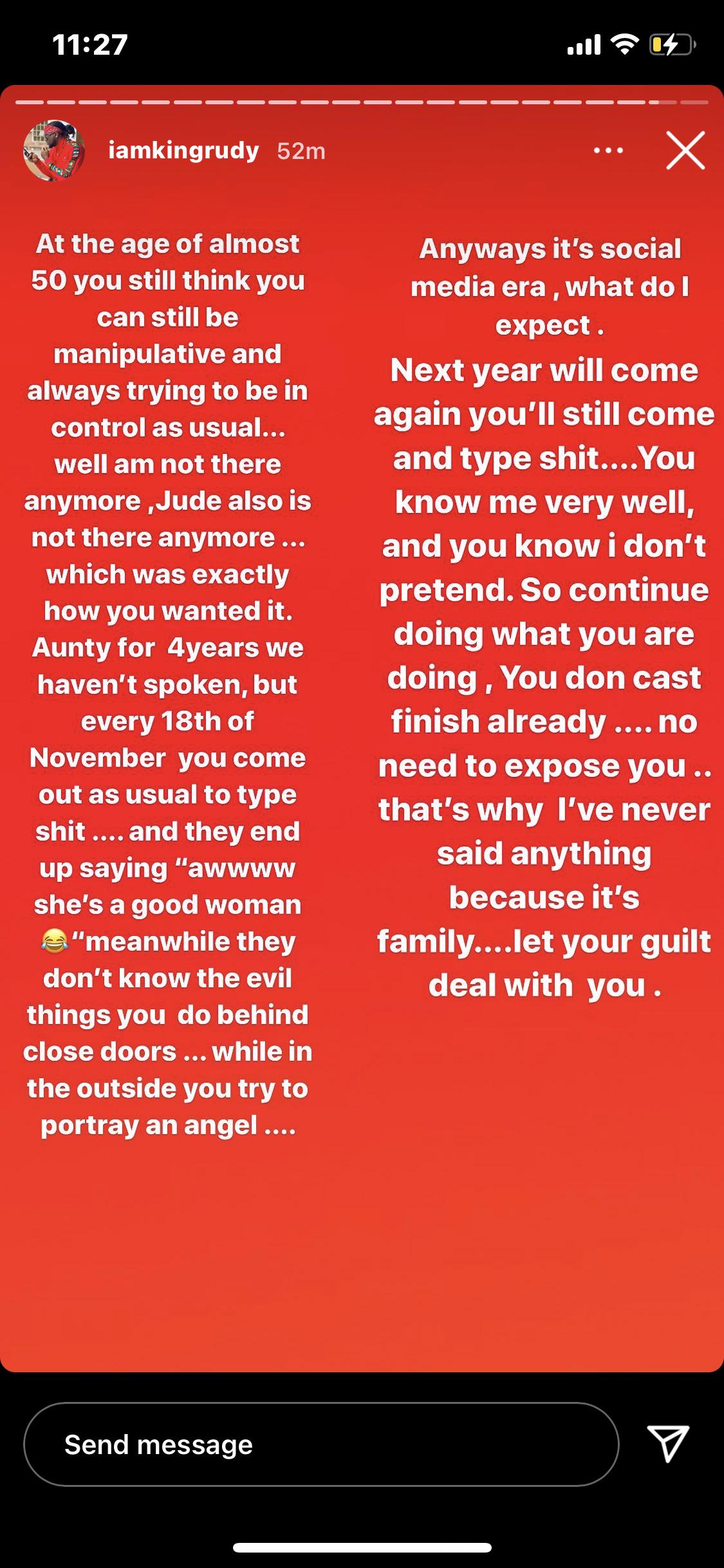 Paul's post