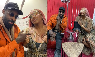 DJ Cuppy Buys Herself A Diamond Necklace Ahead Of Her 28th Birthday