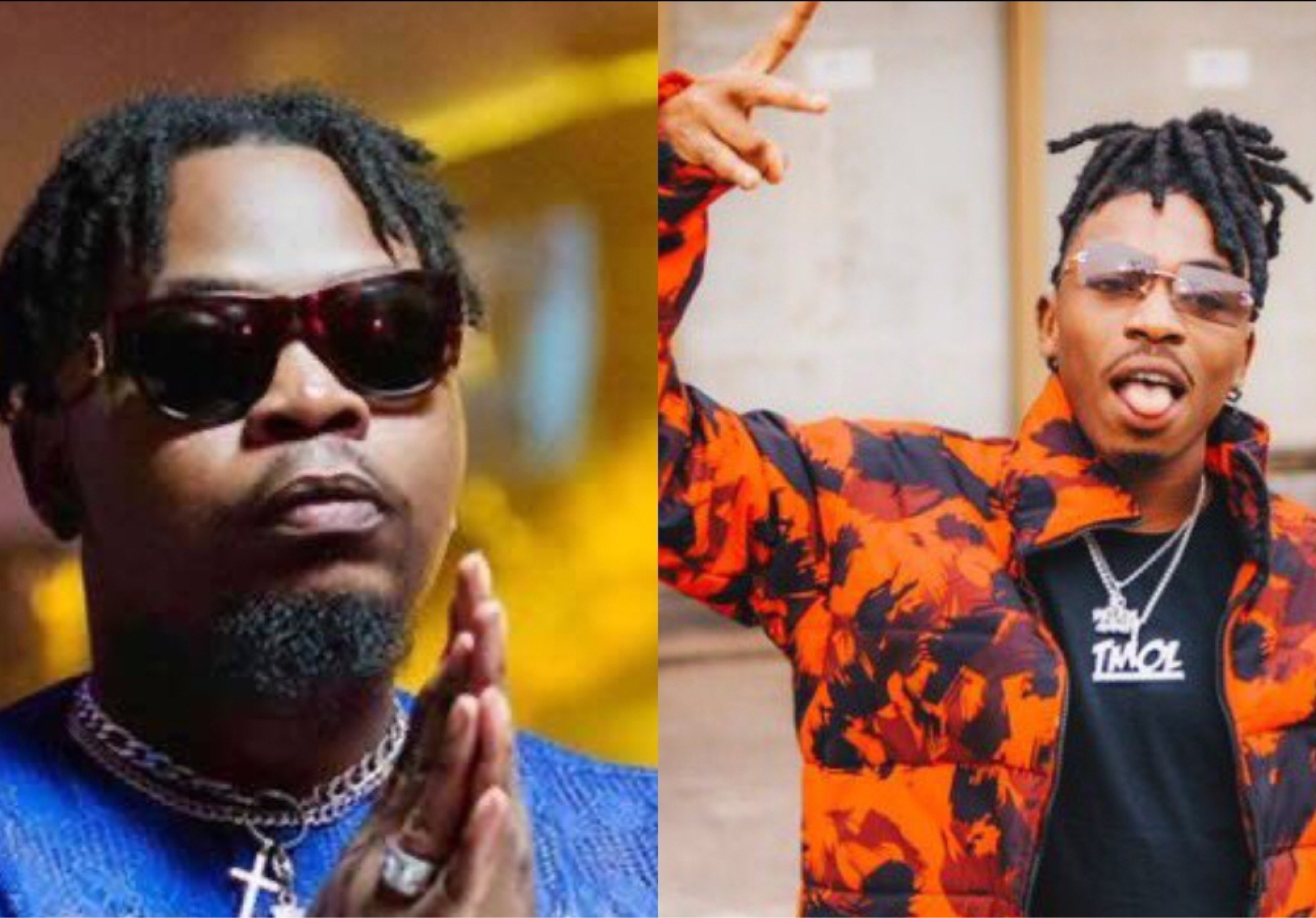 Singer Mayorkun Cautions Fan For Saying He Is Greater Than Olamide