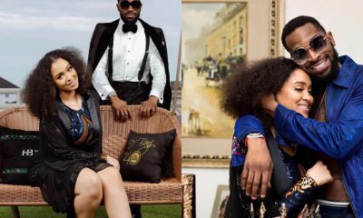 'Be Wary Of Who You Open Up To' — DBanj's Wife, Lineo
