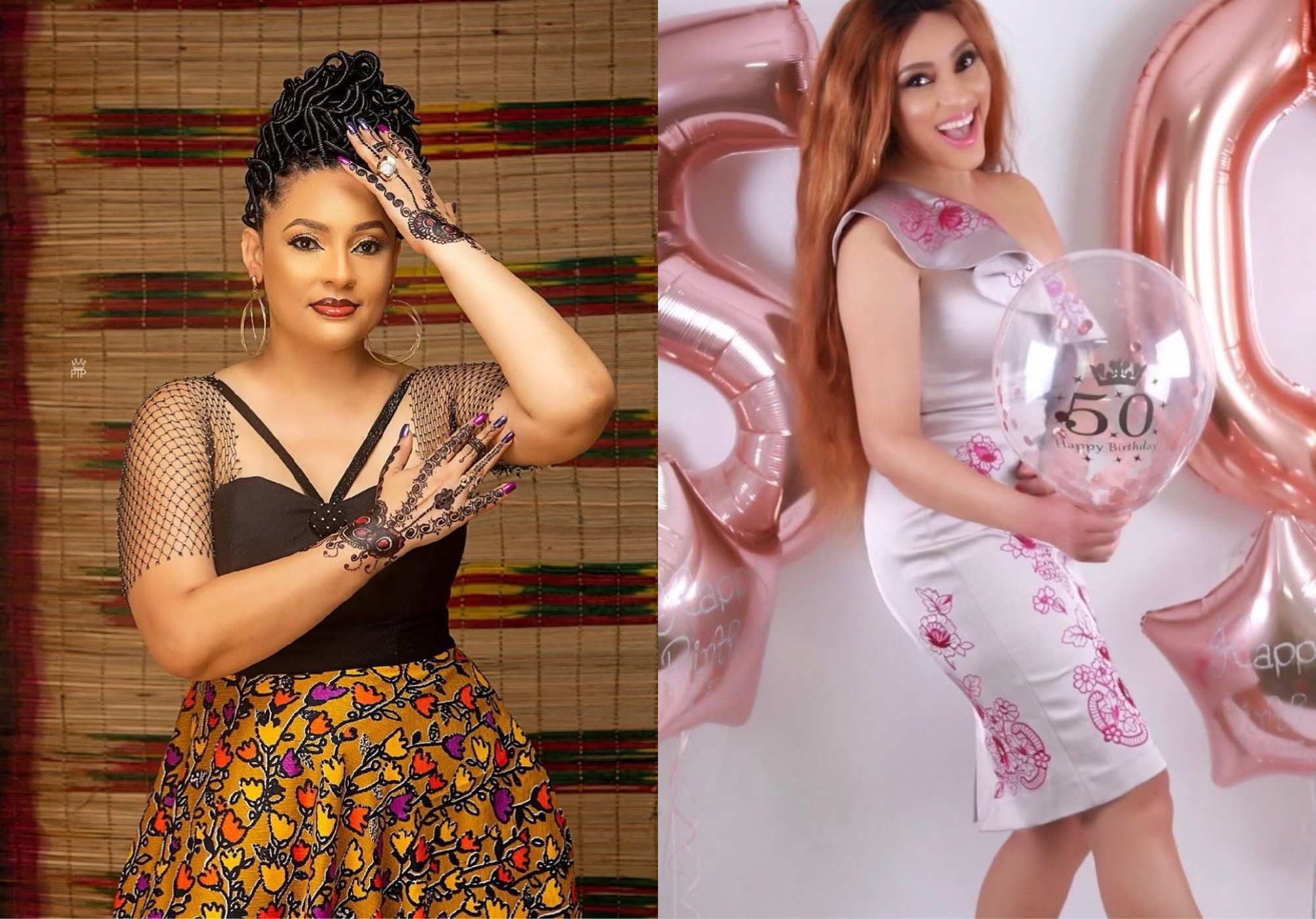 Actress Lilian Bach Celebrates 50th Birthday With Lovely Photos