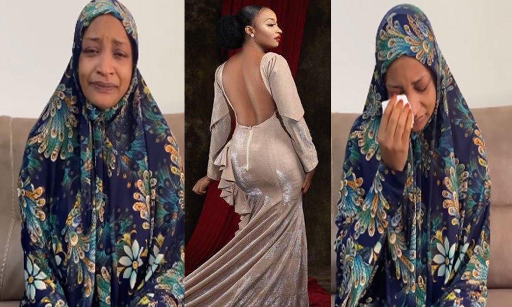 Muslim Community Slams Actress Rahama Sadau Over Backless Dress