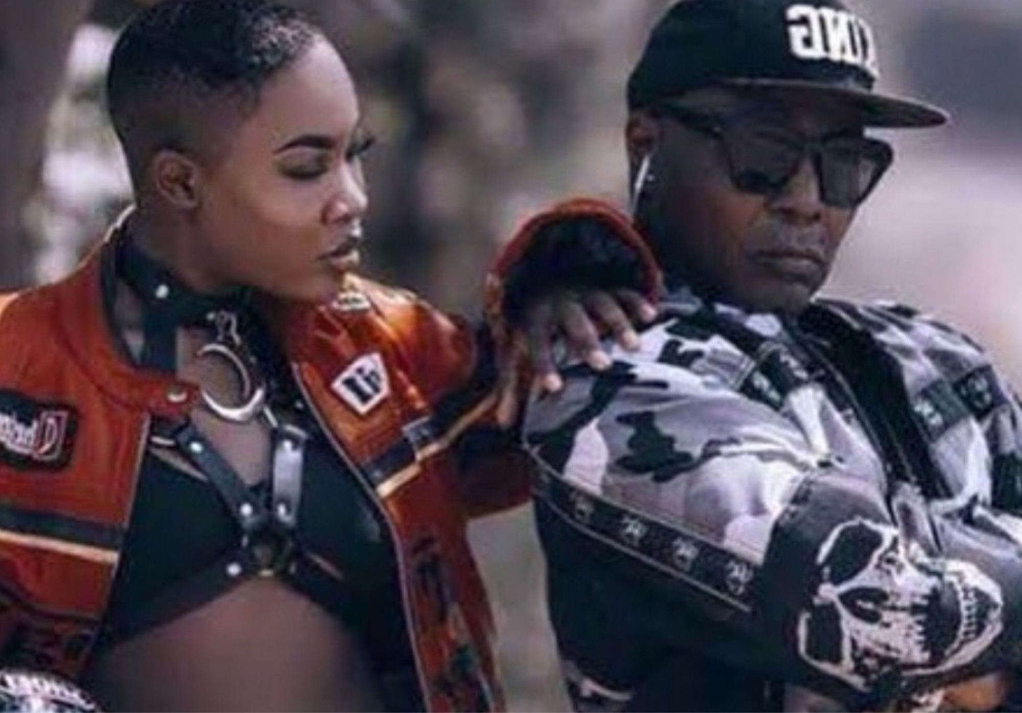 Charly Boy's Daughter Reacts After He Revealed How He Feels About Her Sexuality