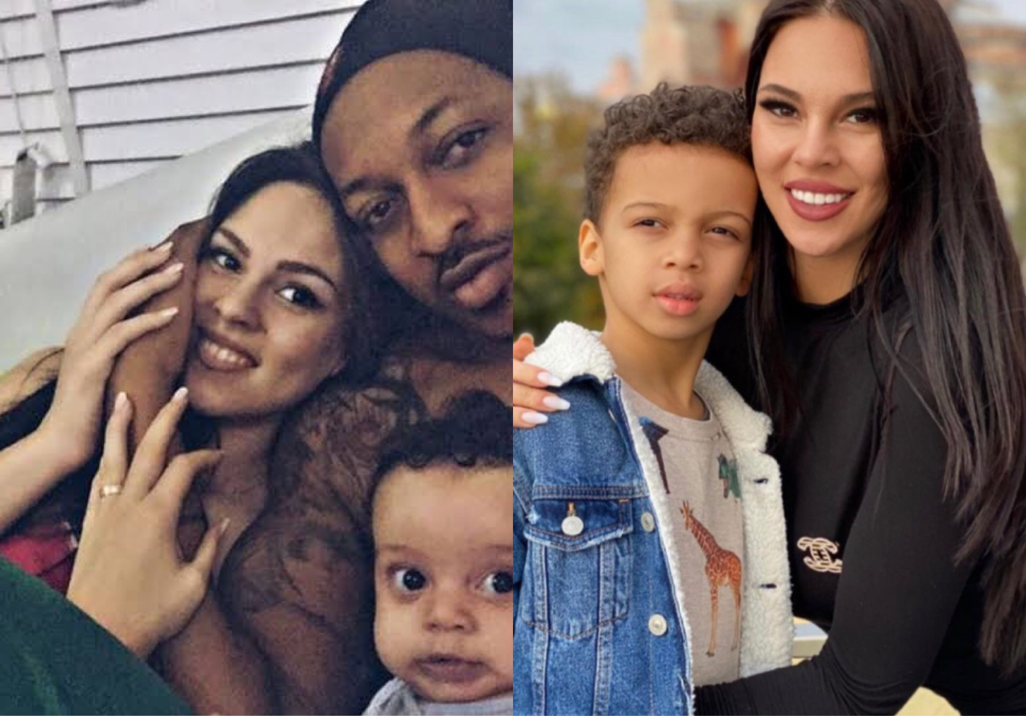 IK Ogbonna's Ex-Wife, Sonia Shows Off Their 5-Year-Old Son